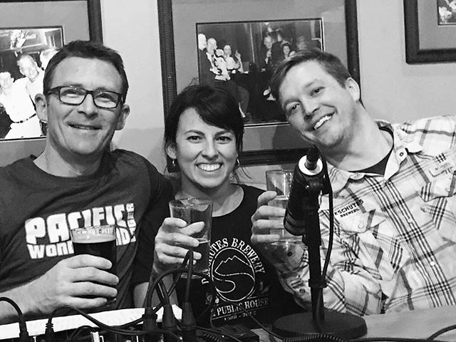 Don't miss this wks #Beerpod #34. @teddybrunson sits down @sheffieldschi w/ Veronica Vega, @deschutesbeer Master Brewer since 2015   Listen & subscribe now   bit.ly/2zaGMka  #Craftbeer #Beertalk #Podcasts #Podernfamily #ThirstyThursday