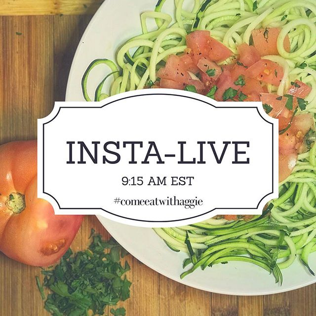 I missed yesterday..... due to work schedule!  Going live for Raw Food Day 12.  Join me @comeeatwithaggie #cookonabudget #budgetfriendlymeals #feed #foodislife #cookingislife #comeeatwithaggie