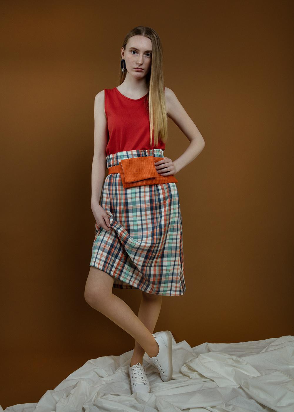 Karo skirt from Maqu
