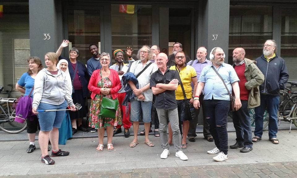 Buurthuis De Buurt in Antwerpen-Noord
