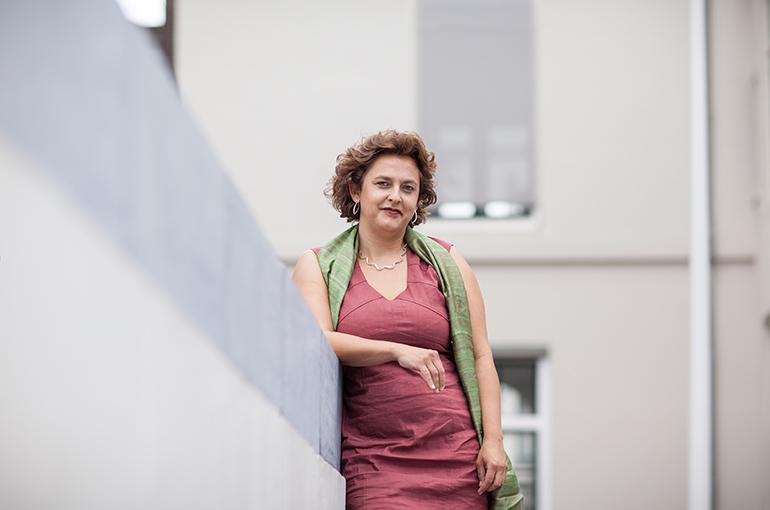 Prof. dr. Tine De Moor © Universiteit Utrecht/Ed van Rijswijk