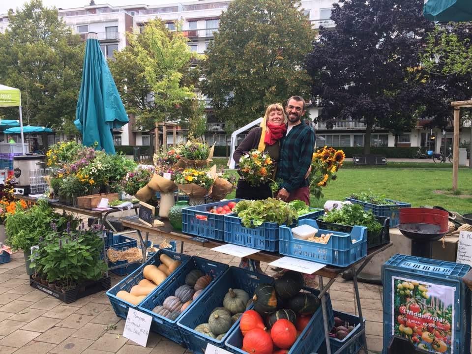 Kraakvers Boerenmarkt Antwerpen