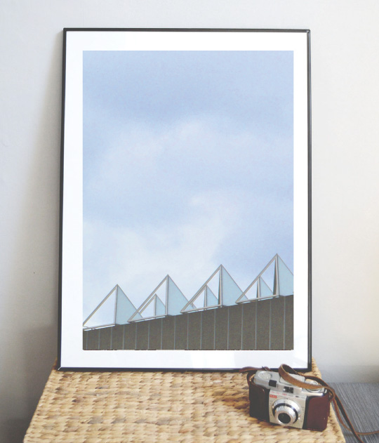 Ruth Holly X Hayward Gallery Art Prints