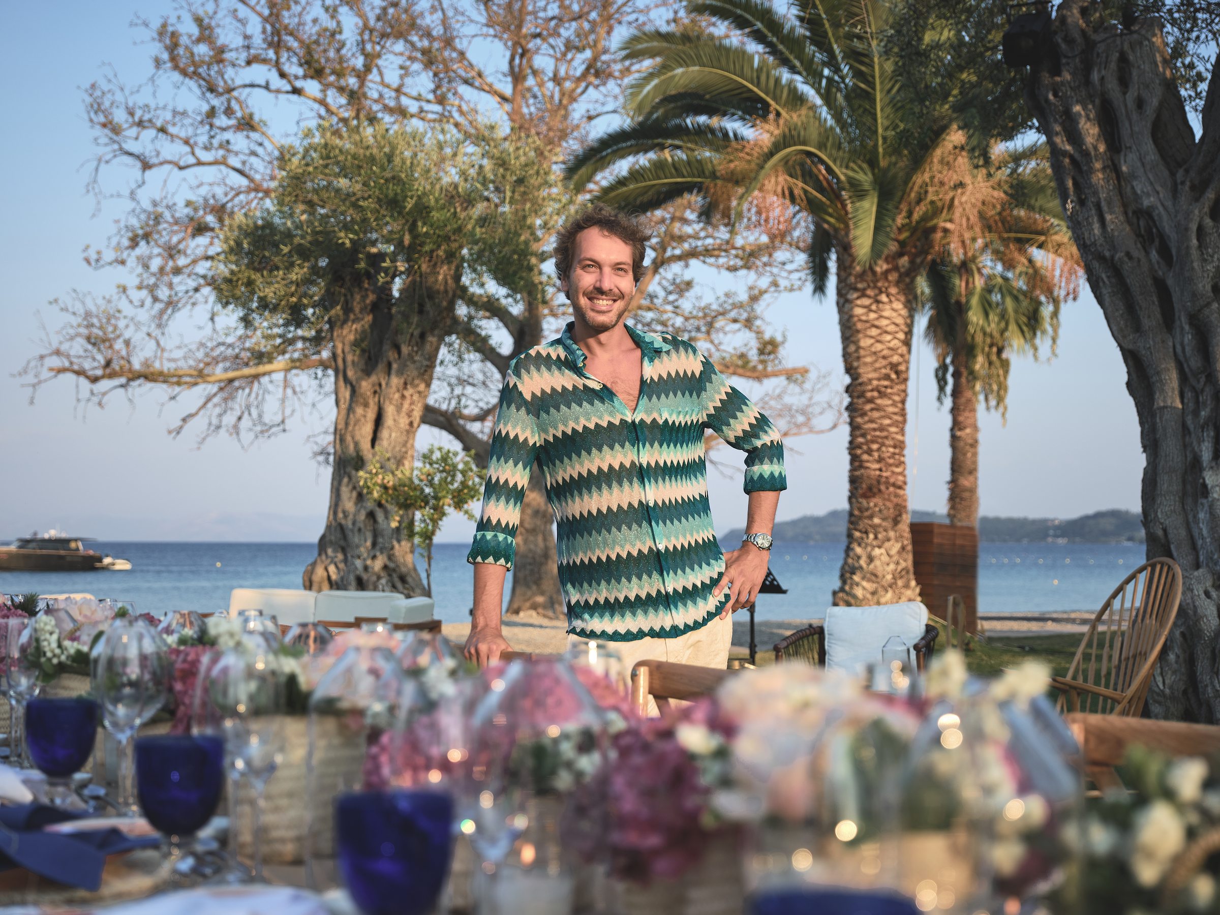 Domes Miramare x Assouline - Cooking with Missoni / An event by Globe & Trotter