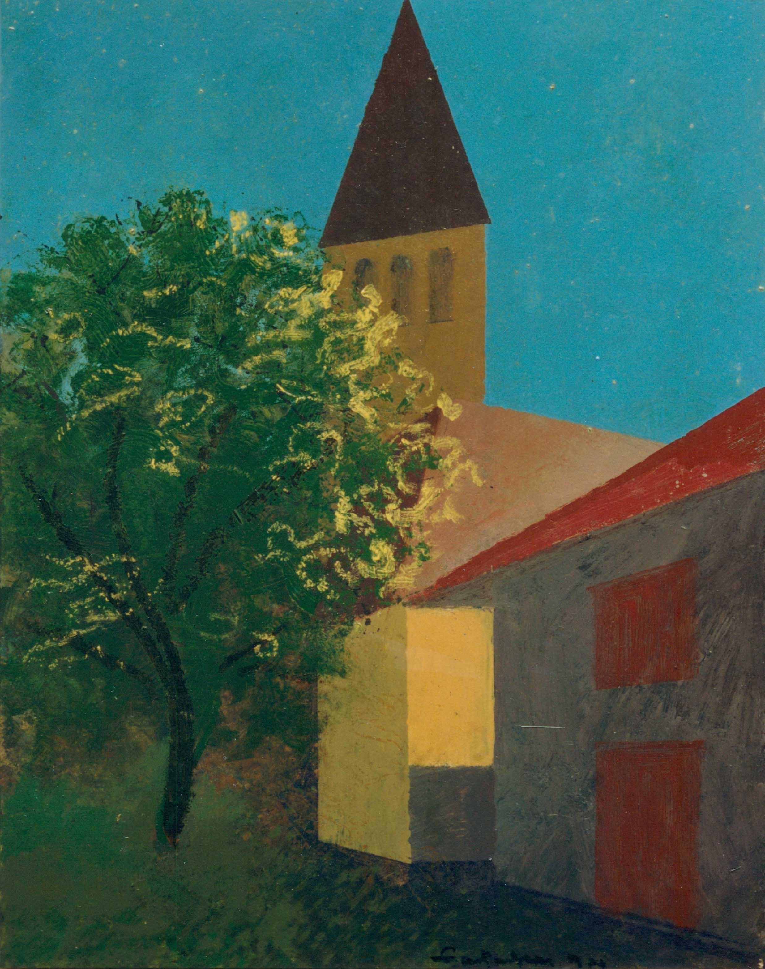 Church nr. Montignac