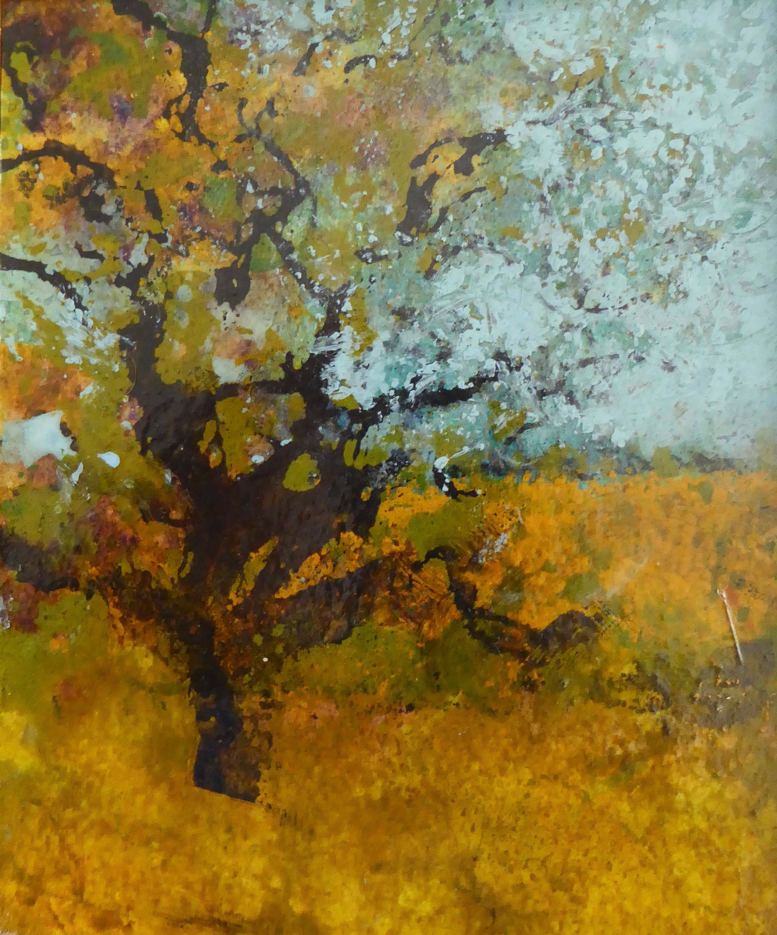 The oak tree, Patching