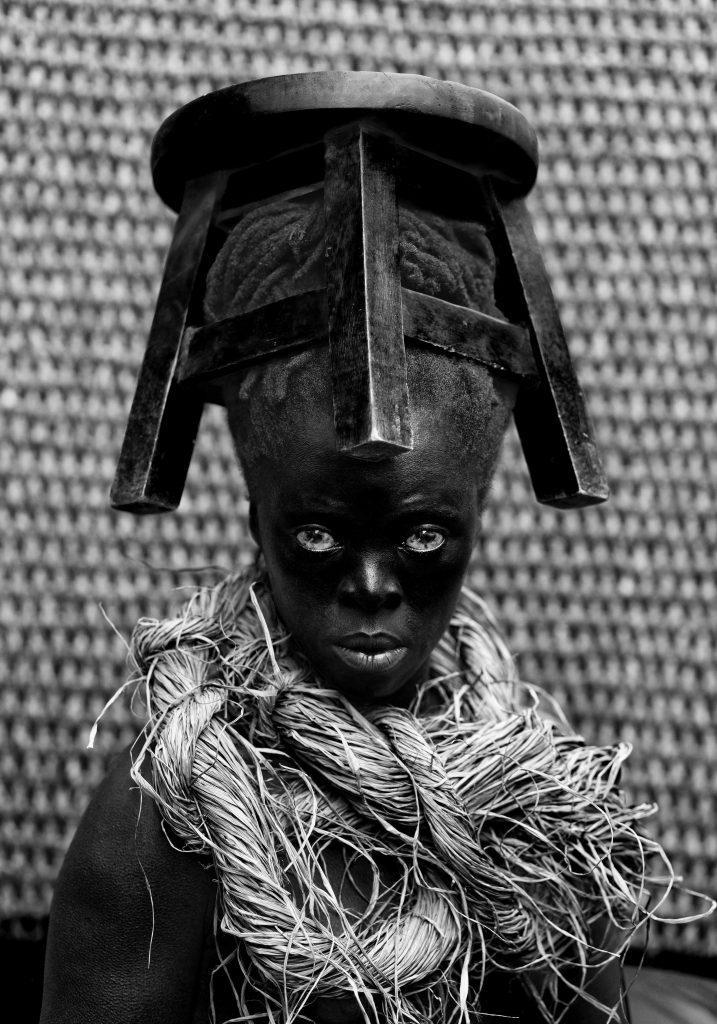 Zanele Muholi, Sibusiso, Cagliari, Sardinia, Italy, Silver gelatin print, 2015, 94 x 69,5 x 3 cm, © Zanele Muholi, Courtesy of Stevenson, Cape Town and Johannesburg.