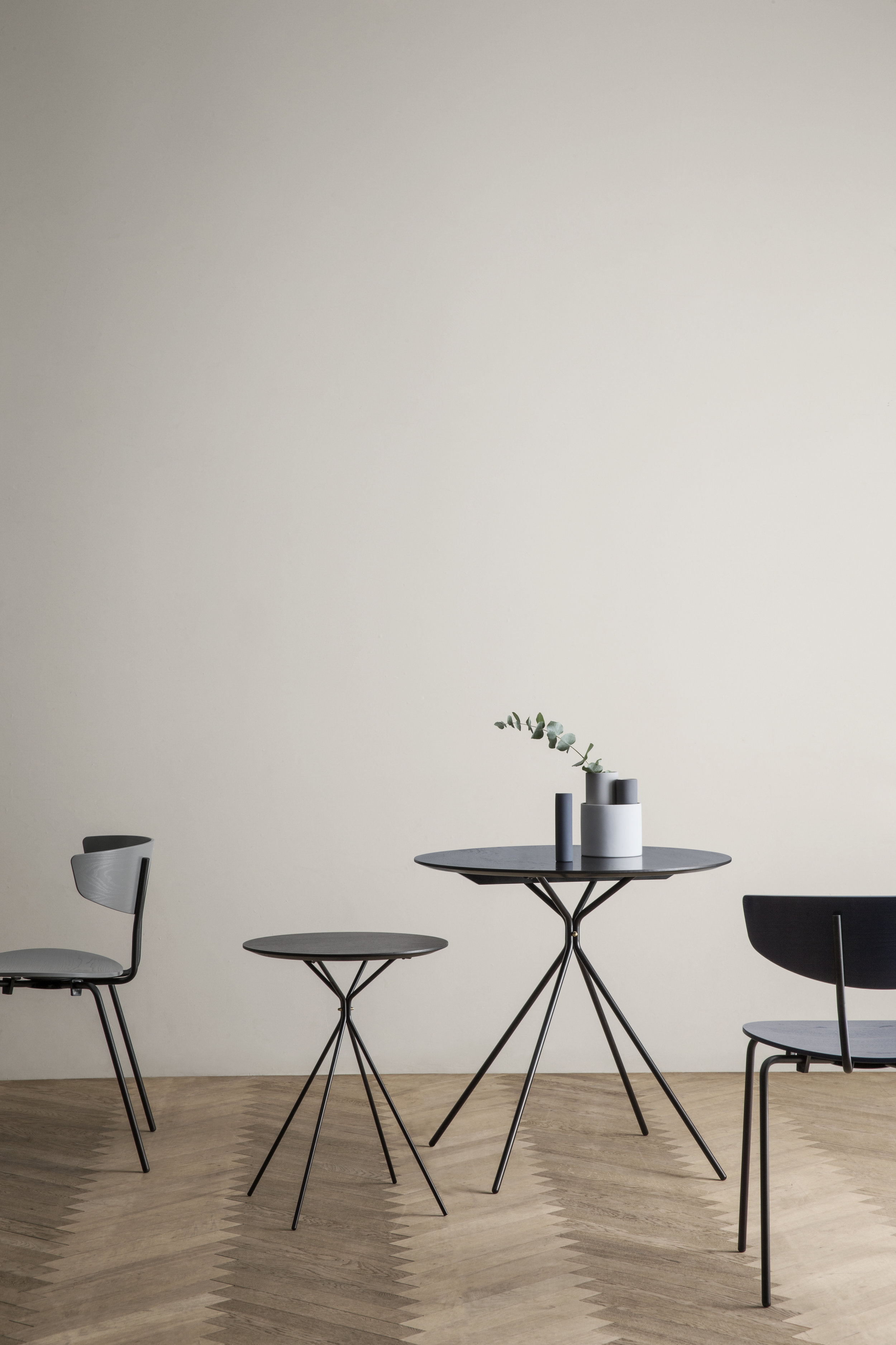 Herman Chair and Herman Table