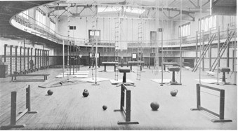 College of the City of New York Gym, 1927 -