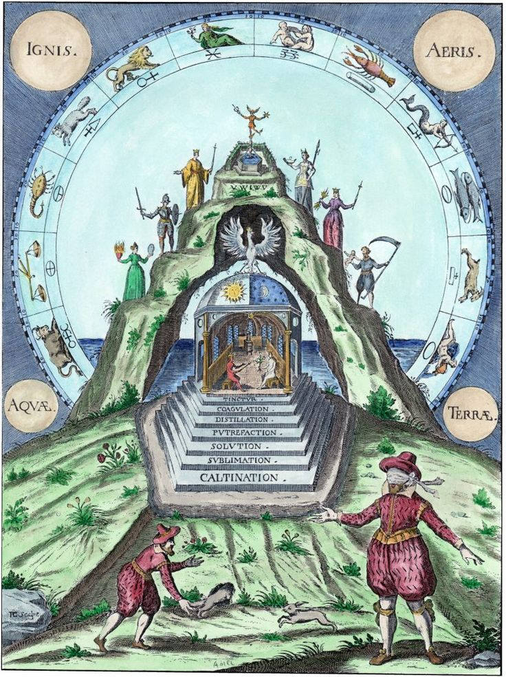 The Alchemical Mountain