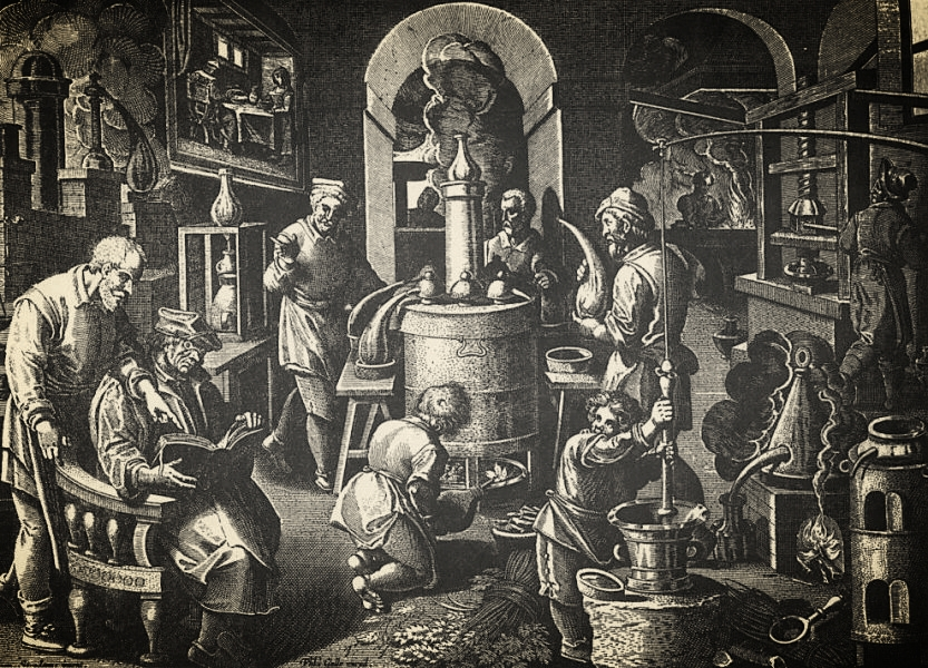 The Alchemist's Workshop