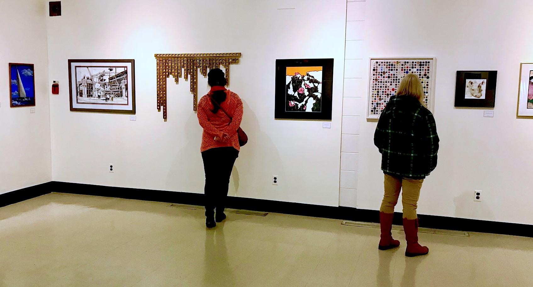 Northeast Michigan Annual Juried Group Exhibition at Besser Museum in Alpena , MI