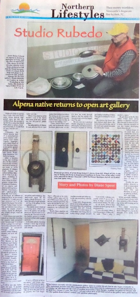 Alpena News Feature Article