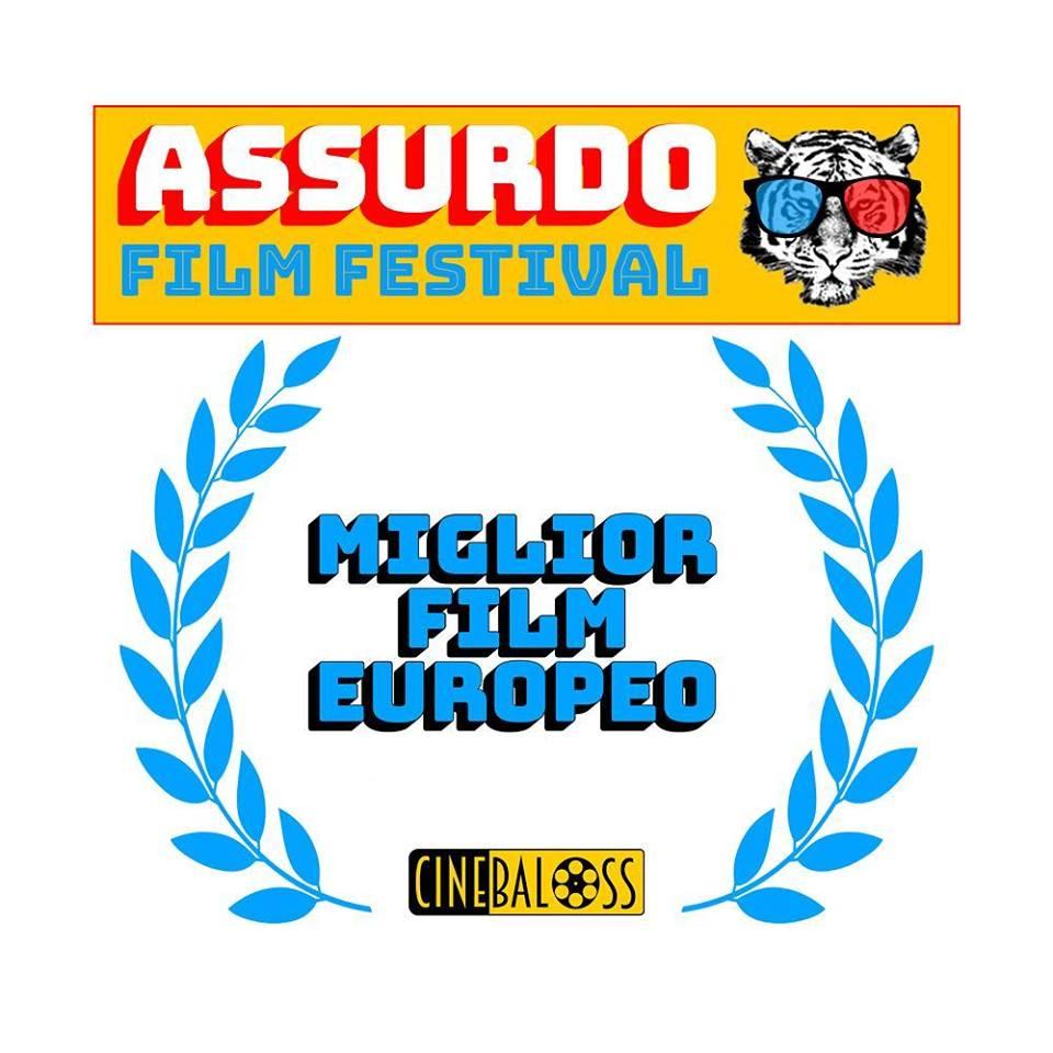 Best short at the Italian Assurdo festival