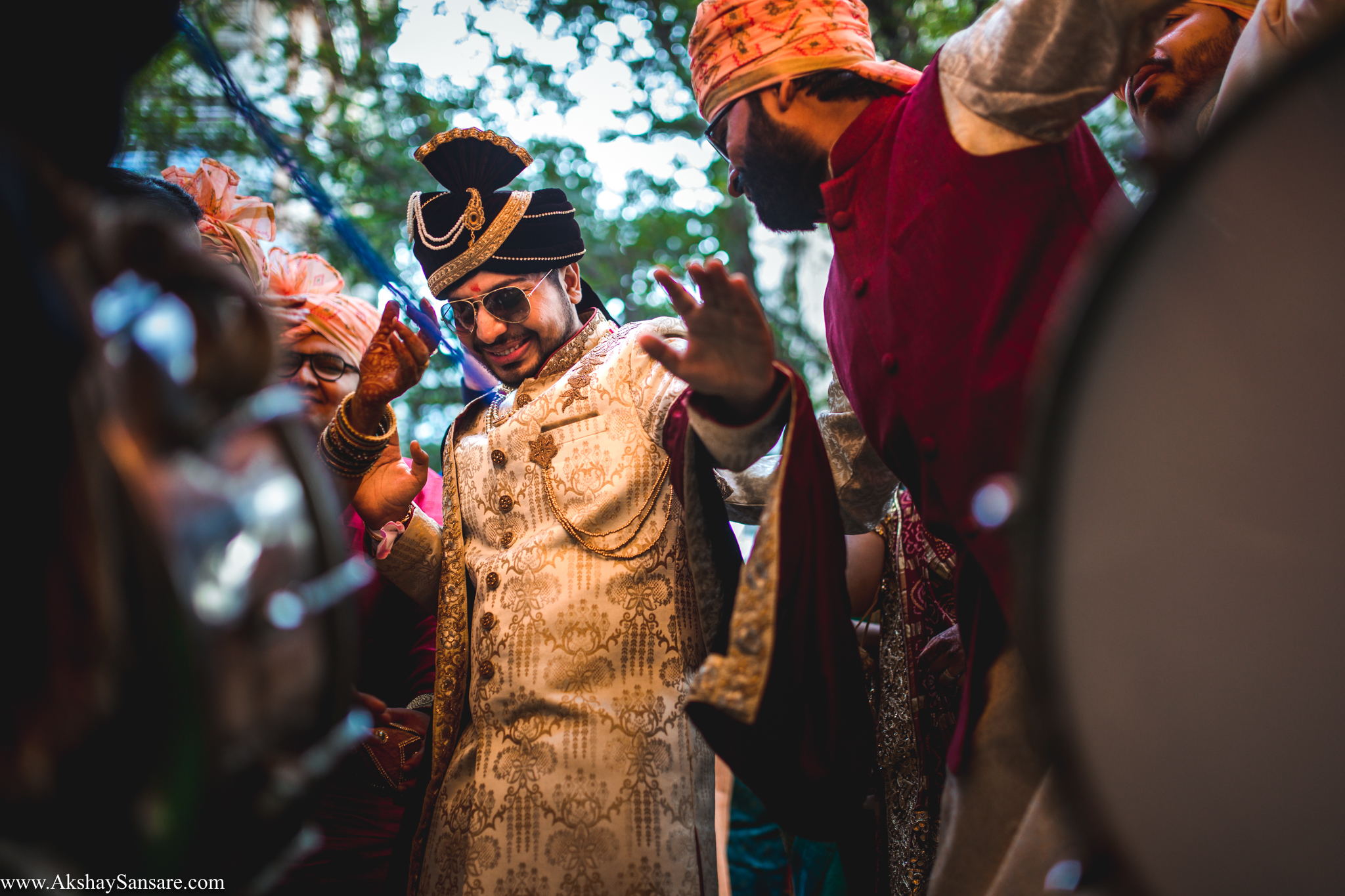 Nupur & Rohan wedding Akshay Sansare Photography best wedding photographer in mumbai India Candid(36).jpg