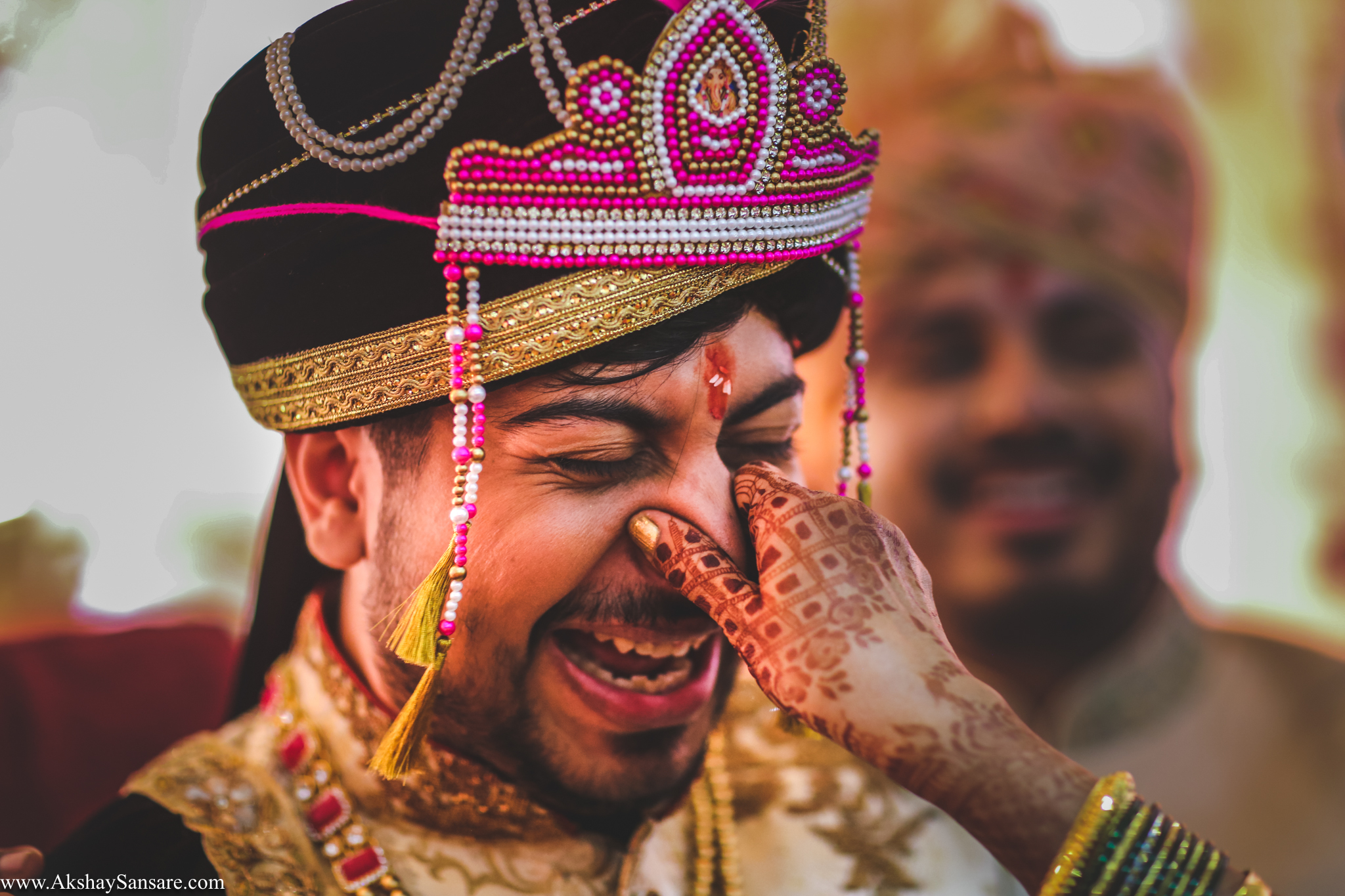 Nupur & Rohan wedding Akshay Sansare Photography best wedding photographer in mumbai India Candid(37).jpg