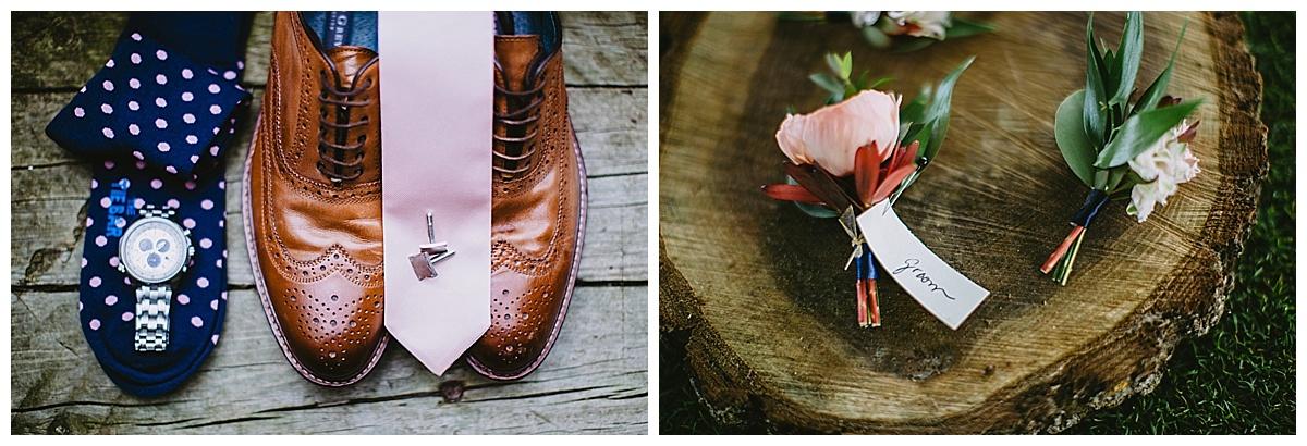 Groom Wedding Details Boyne Mountain
