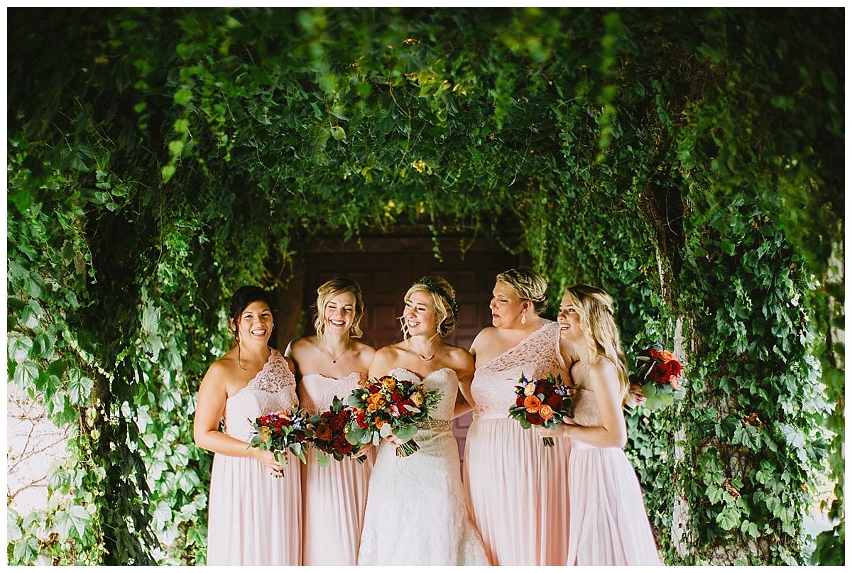 Boyne Mountain Wedding Bride