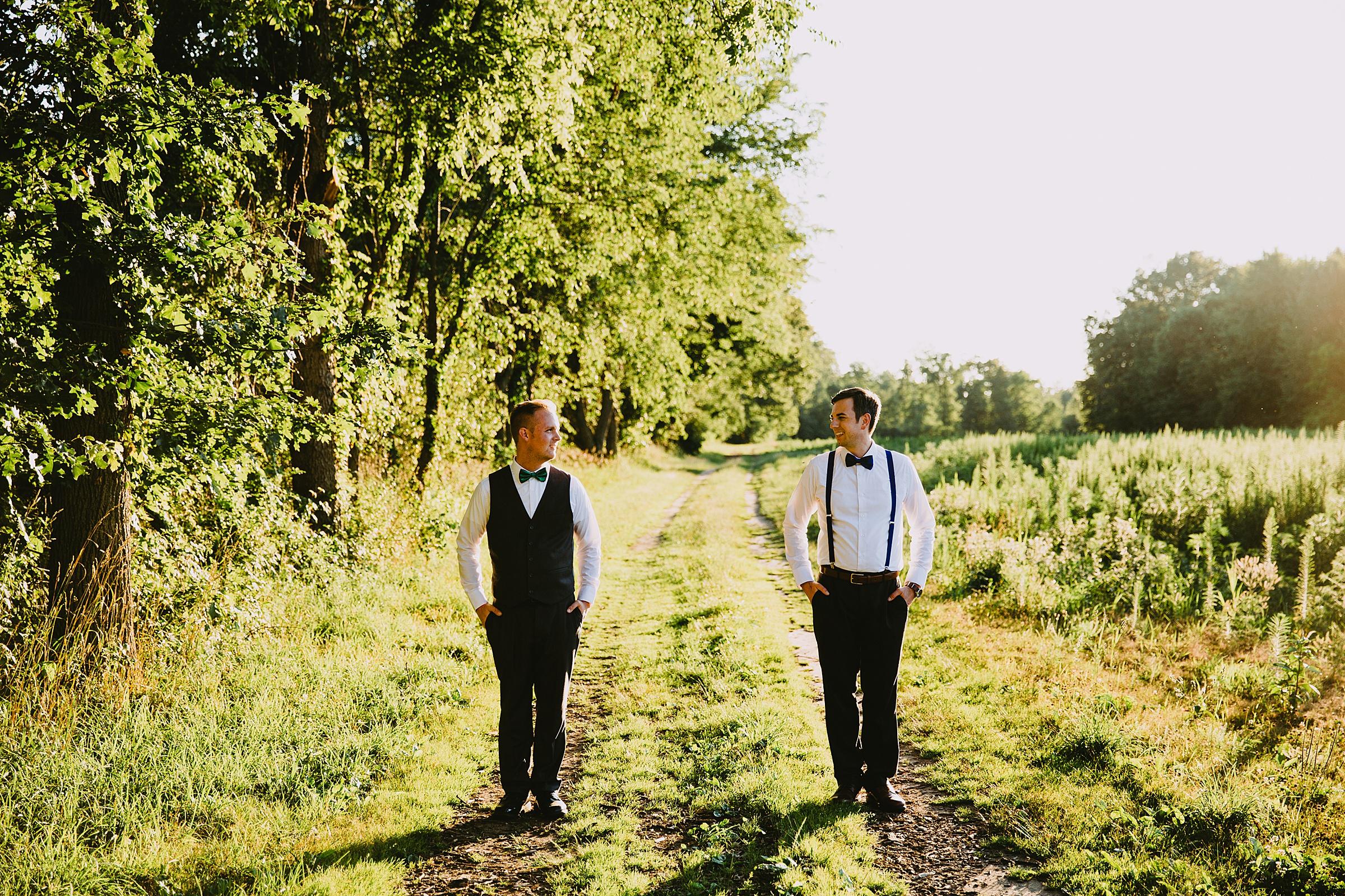 kalamazoo gay wedding photographer