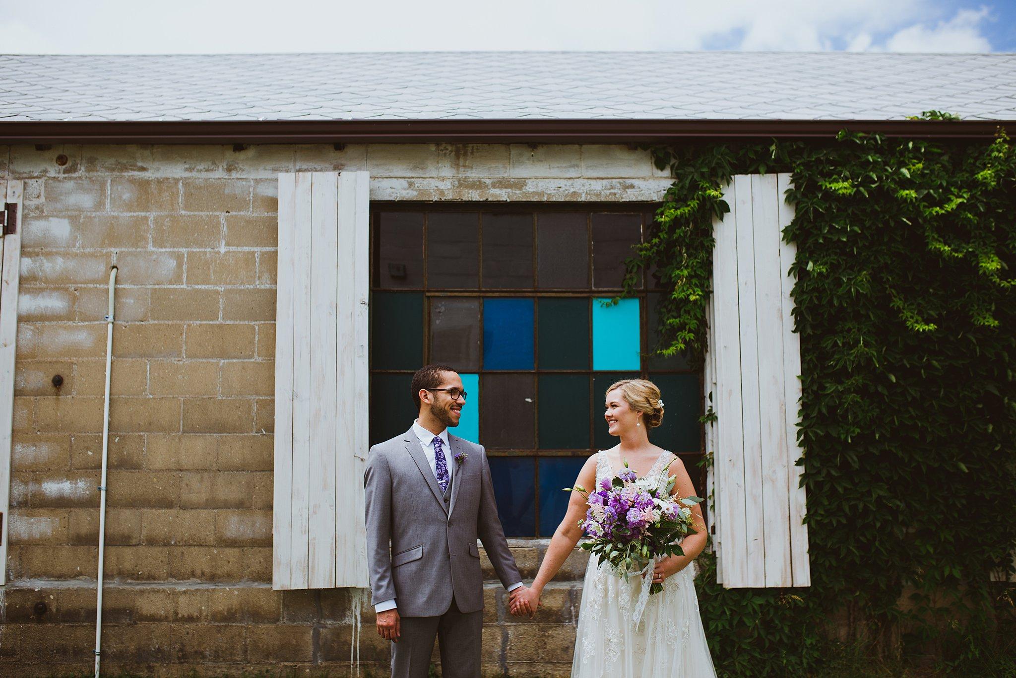 bride and groom sundance studios