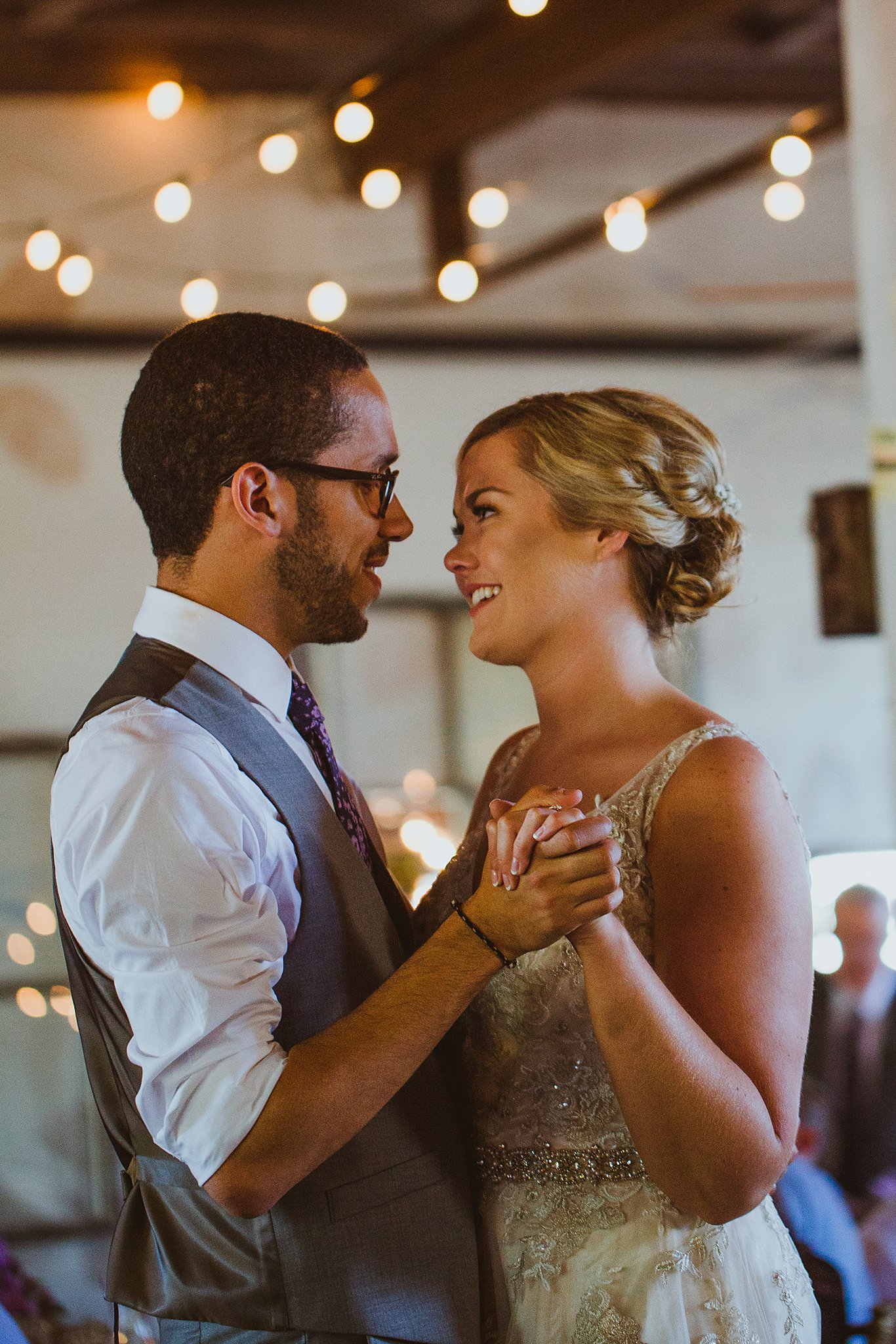 first dance sundance studios benton harbor wedding