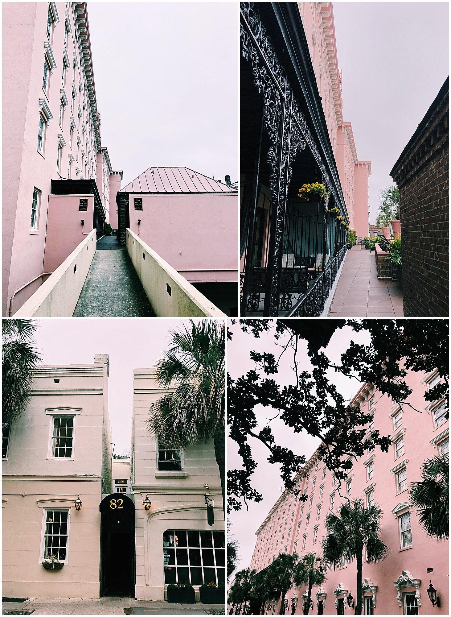 Charleston Pink City