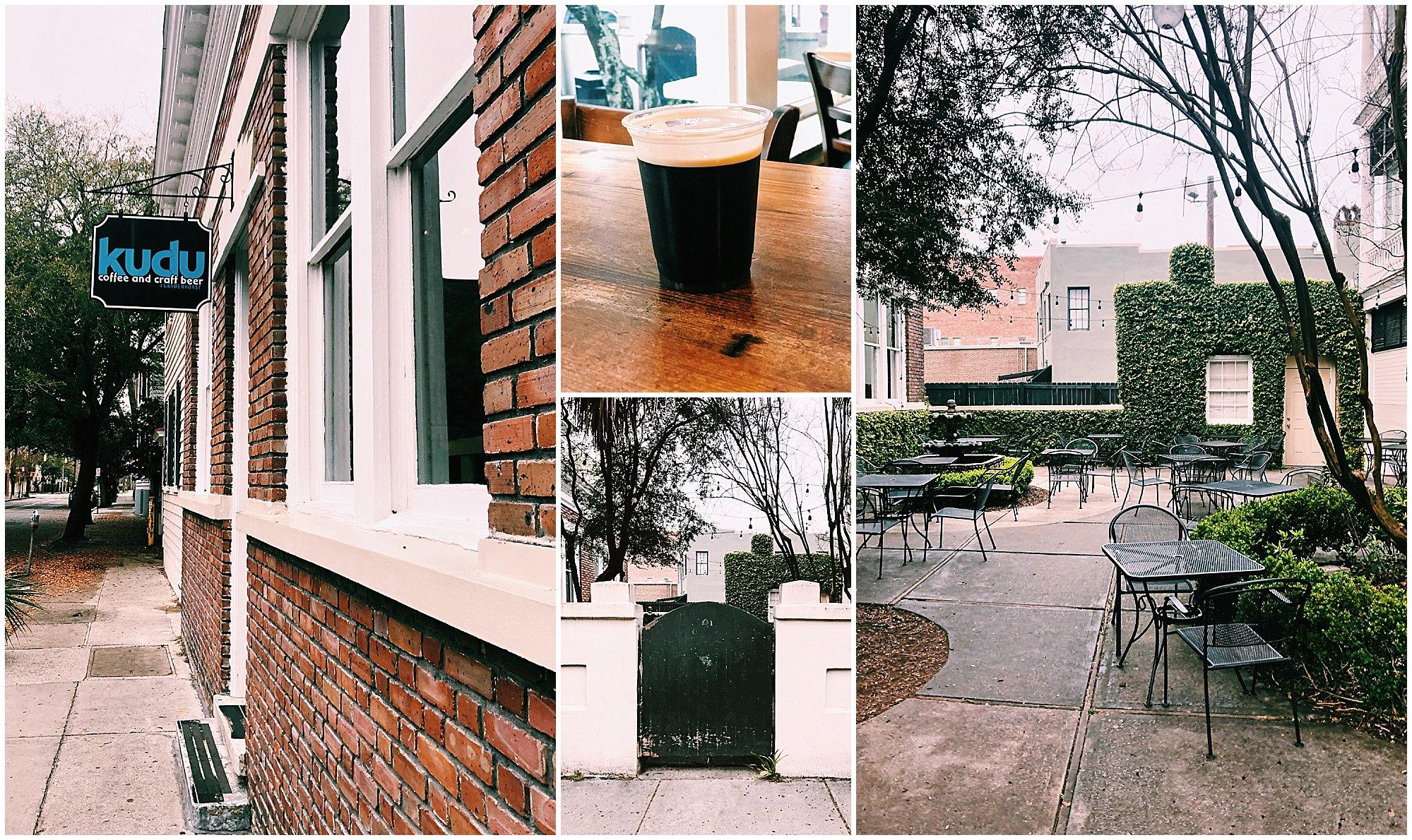 kudu coffee shop charleston