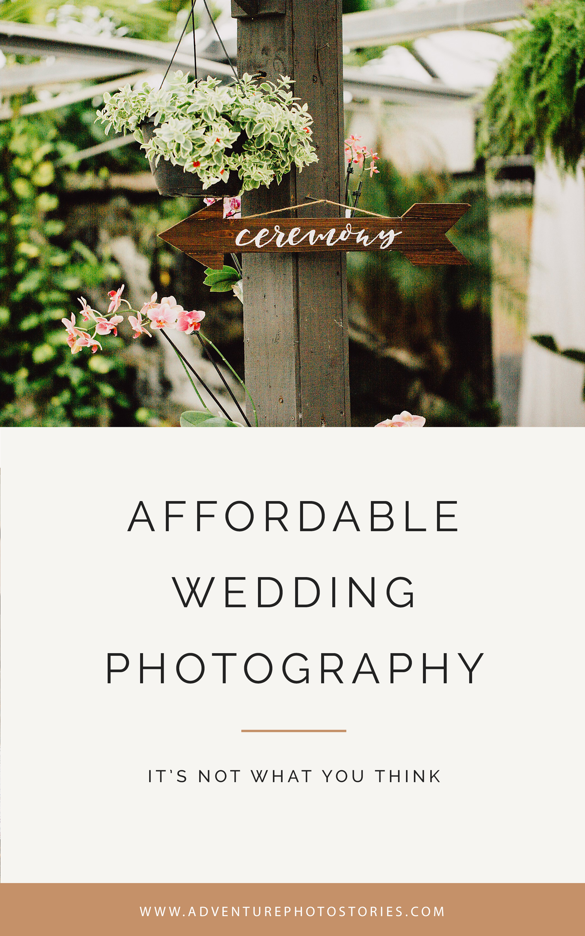 Affordable Michigan Wedding Photography
