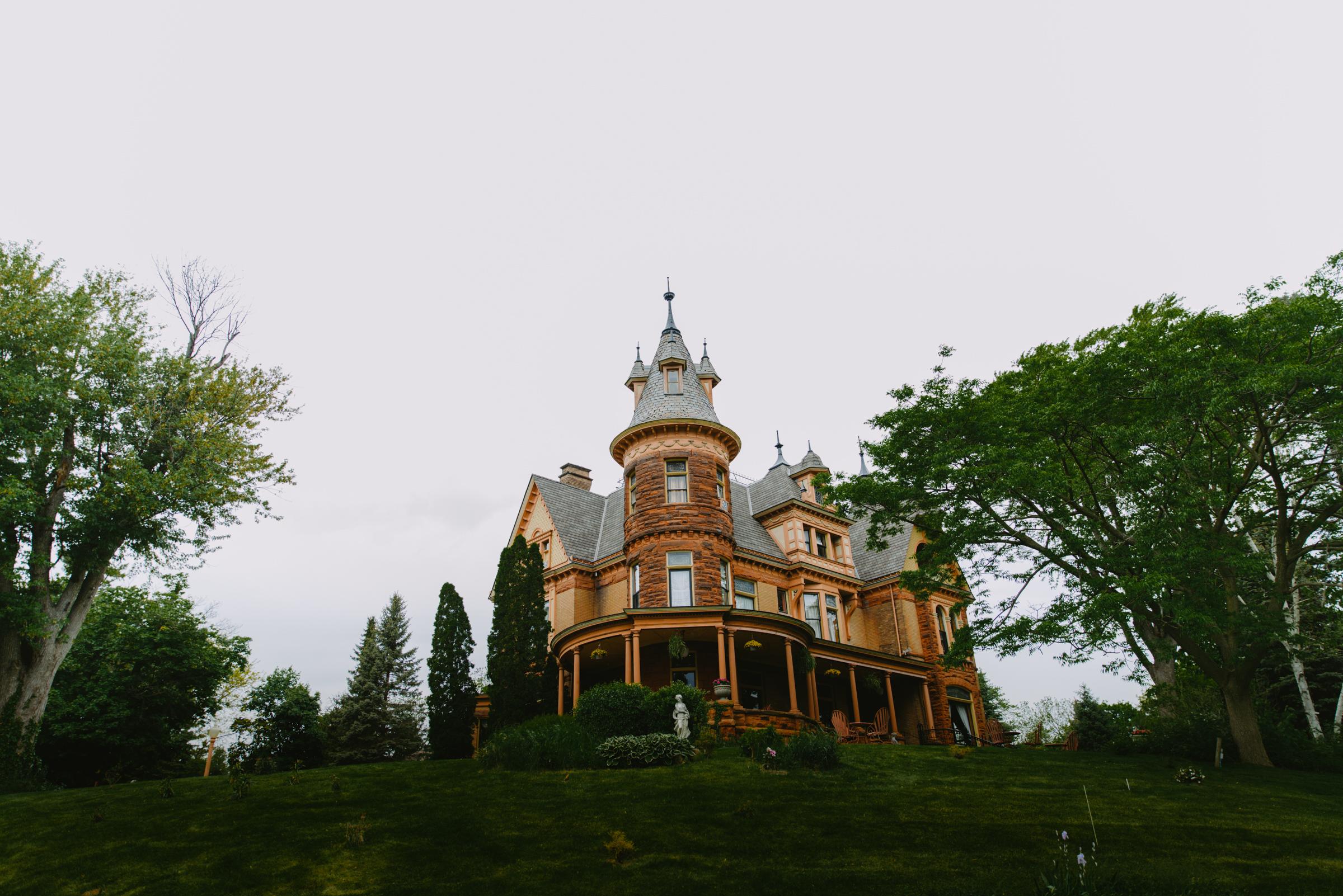 Henderson Castle Wedding Kalamazoo