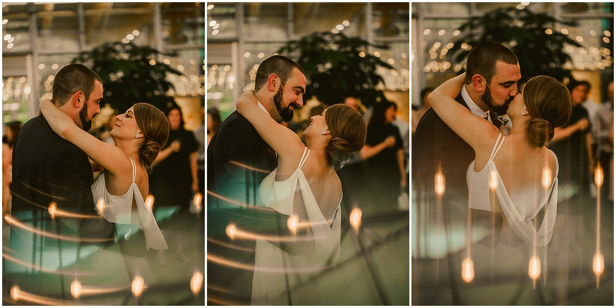 prism first dance wedding photography