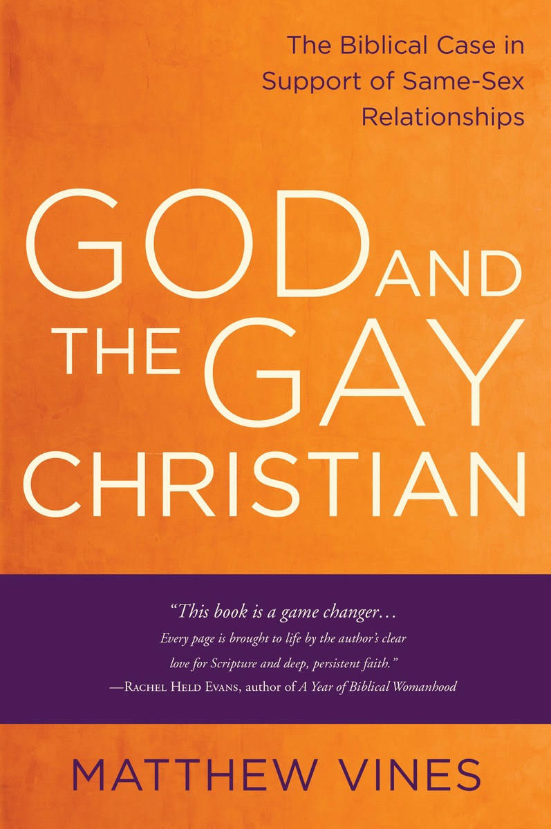 God and the Gay Christian - Have you read Matthew Vines' book about the Bible and same-sex relationships? Download our study guide to use in small groups.