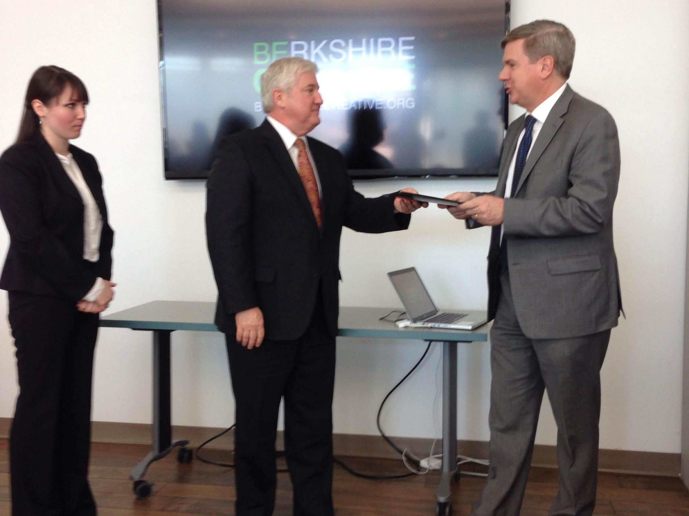 WAMC - MA Taps Berkshire Creative To Lead Region's Innovative Economy