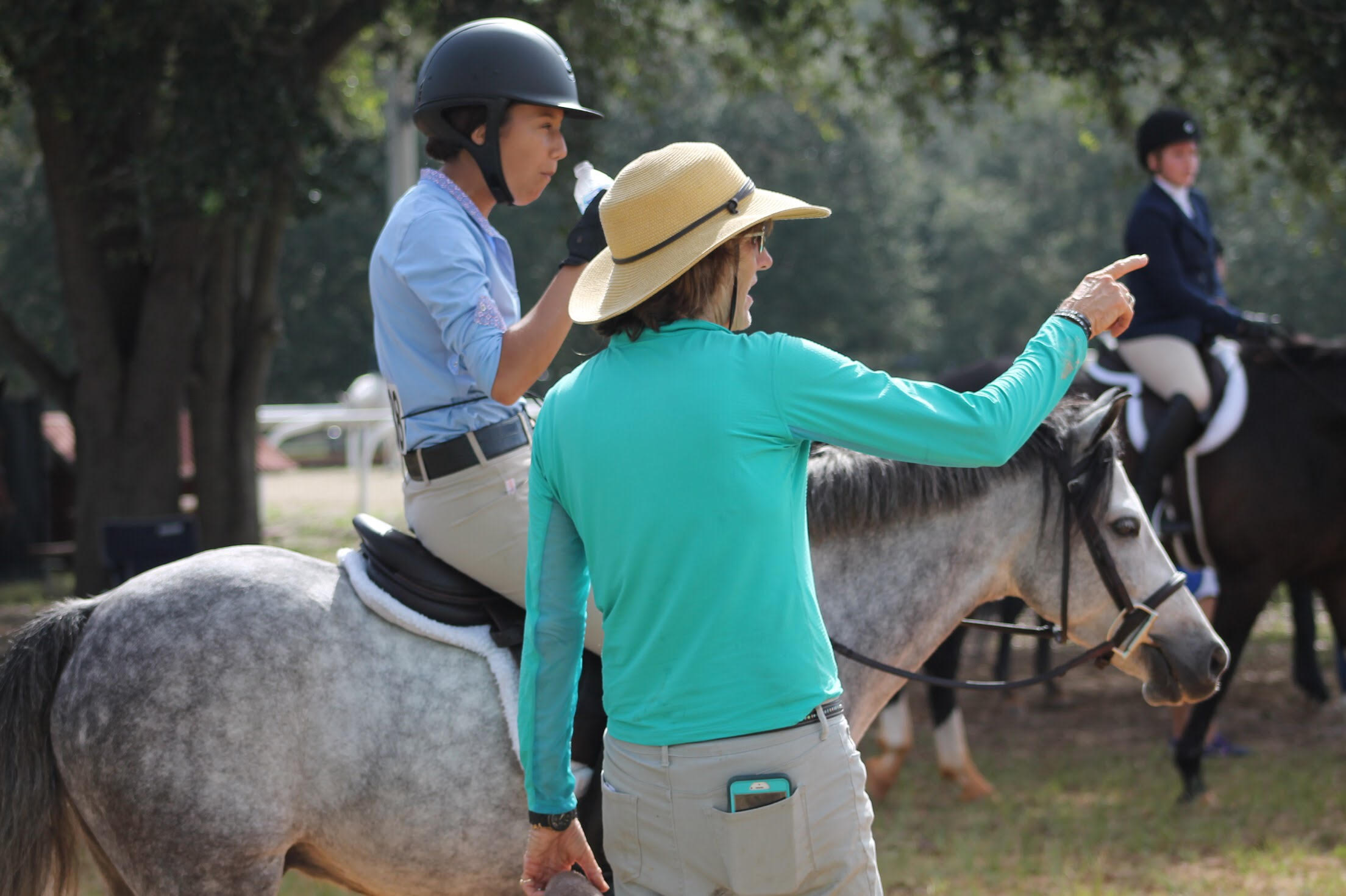 Peggy Stevens - If you are interested in purchasing or leasing a horse, please contact us.