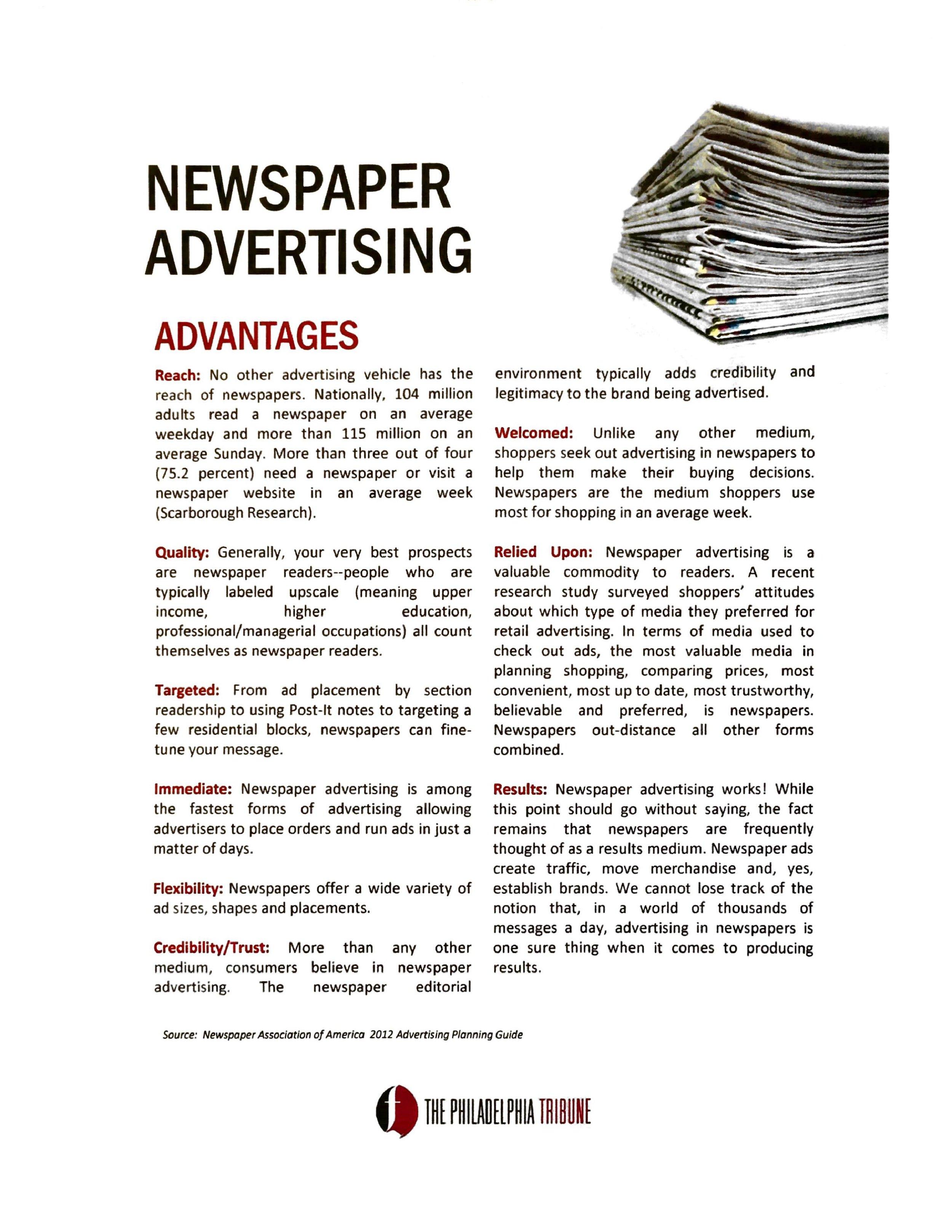 Tribune Media Kit