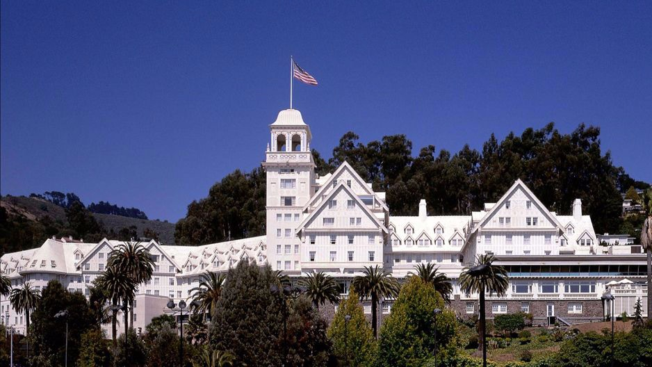 The Claremont Hotel Clubhouse  - Claremont California