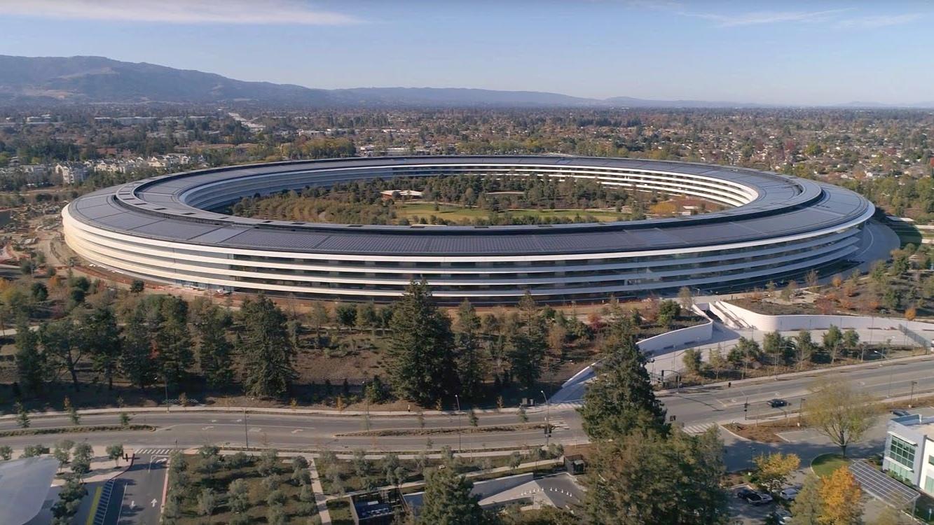 Apple Computer  - Cupertino California