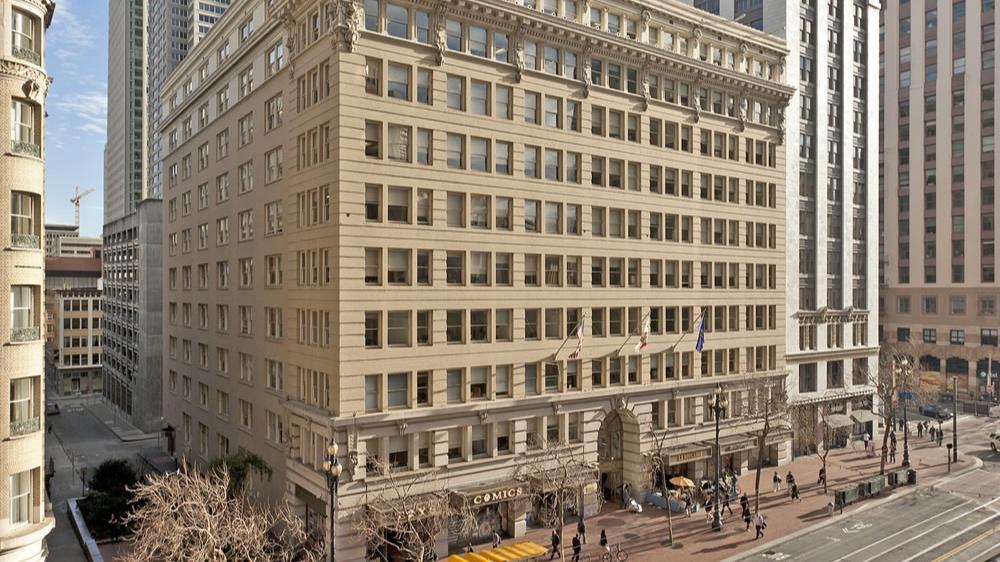 Monadnock Building  - 865 Market Street - San Francisco California
