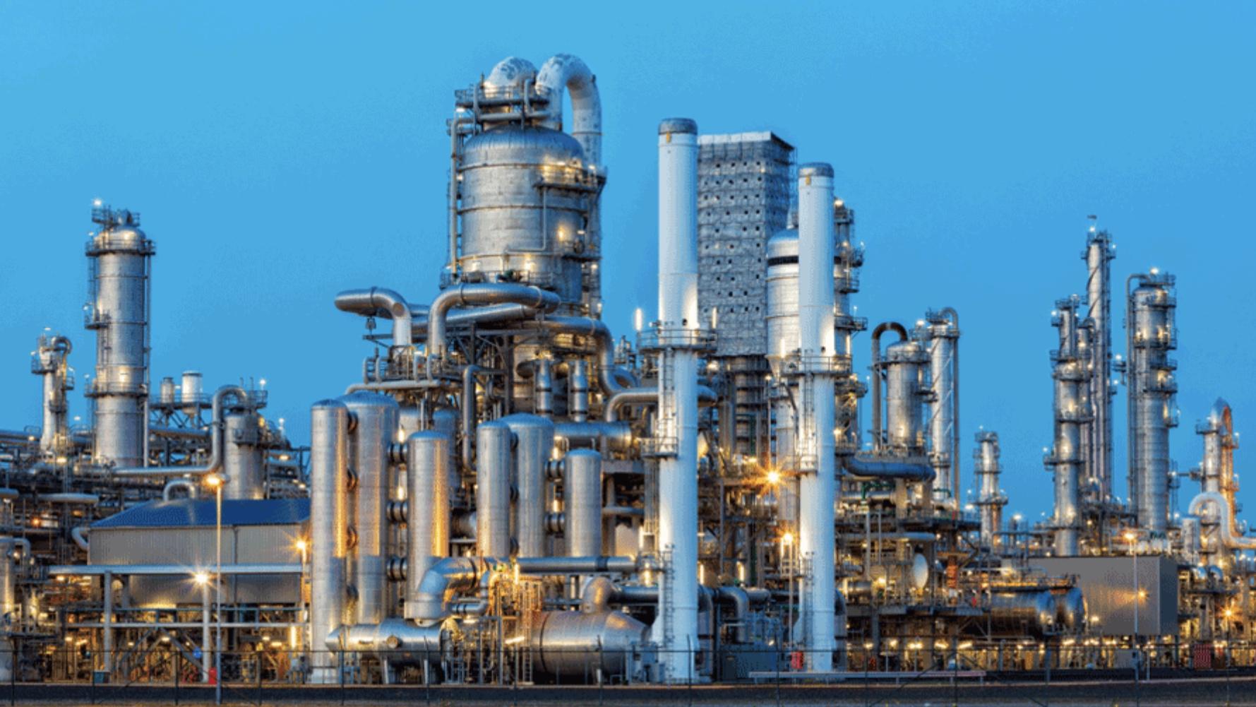 Chevron Refinery -  Richmond California