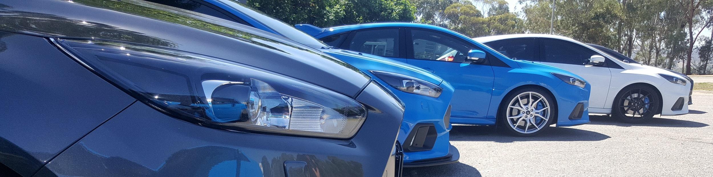 Vehicle showcase -