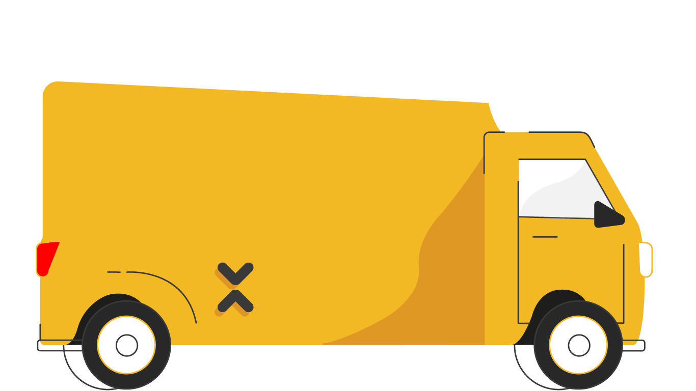 Jumbo Box - The jumbo is a powerful, and dependable truck. and ready for the heaviest of your moves. with a box for extra protection. (up to 4 Tons)Cab Dimensions: (4m Length x 2.07m Width * 2.4m Height)