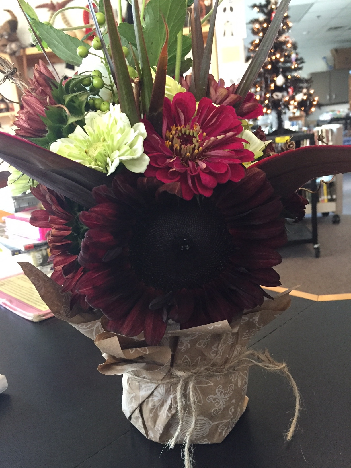 Chocolate Sunflowers