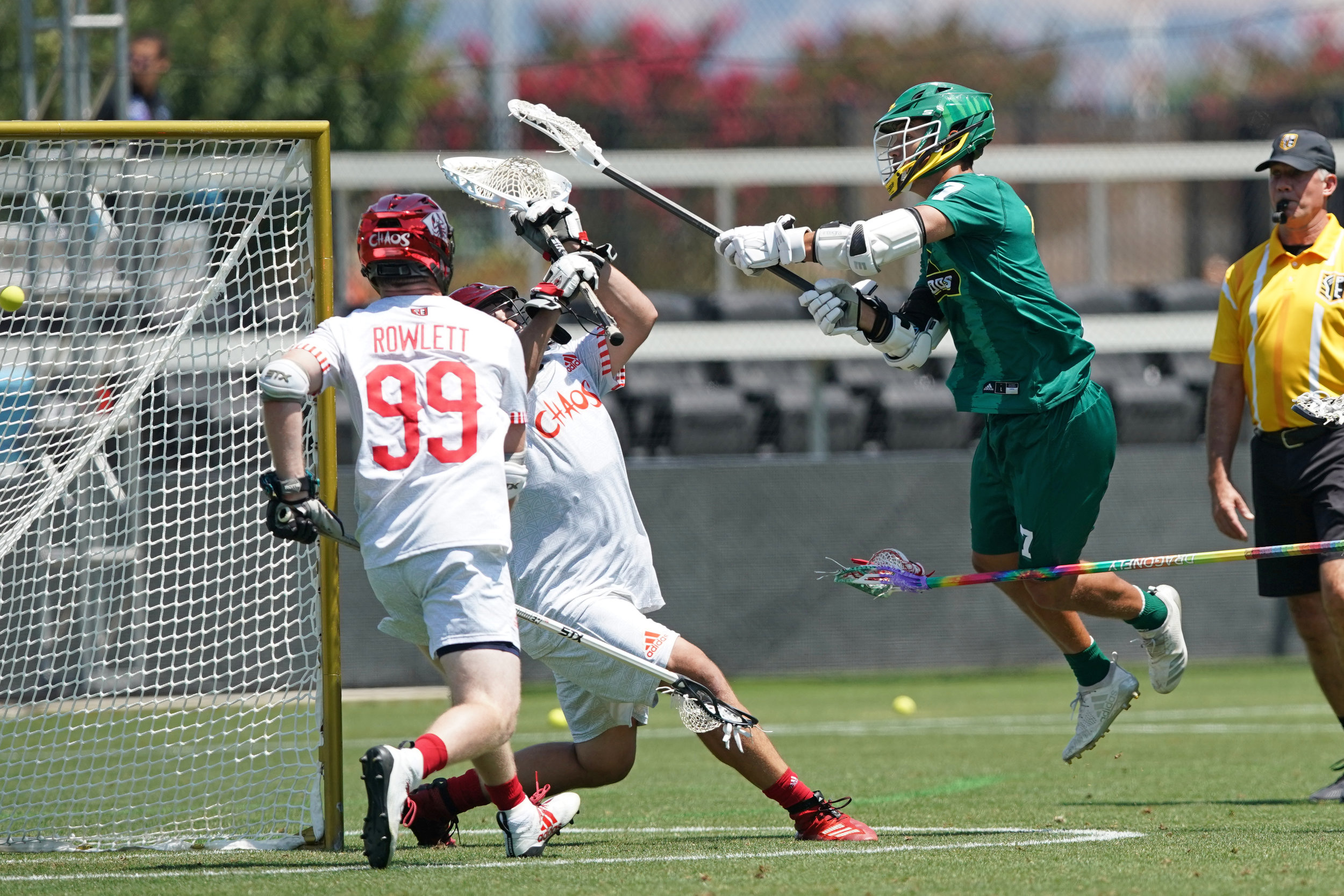 LAX – Chaos 13 vs. Redwoods 10, August 10