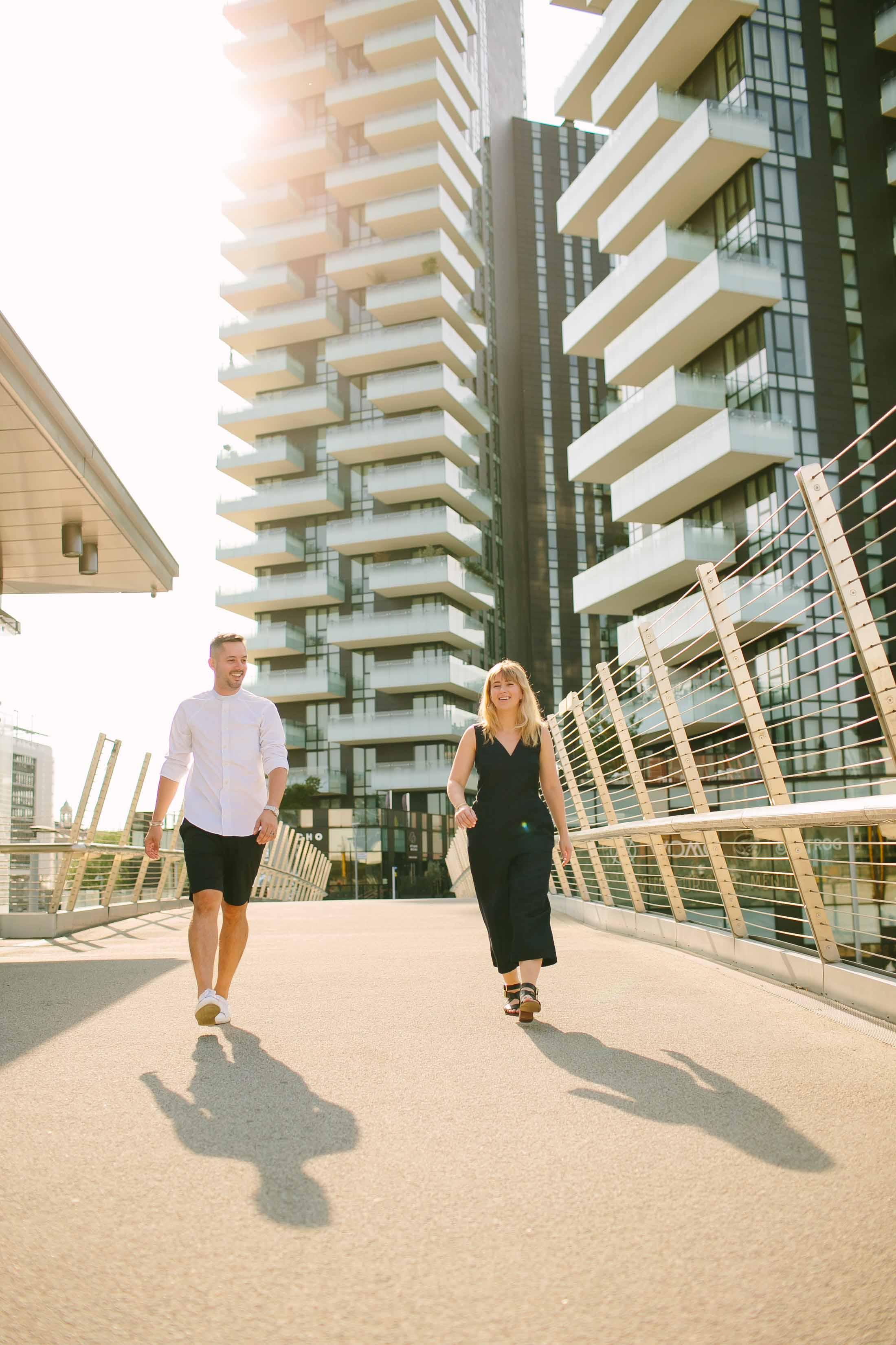 Brand strategists Lauren Moore & Phil Pallen