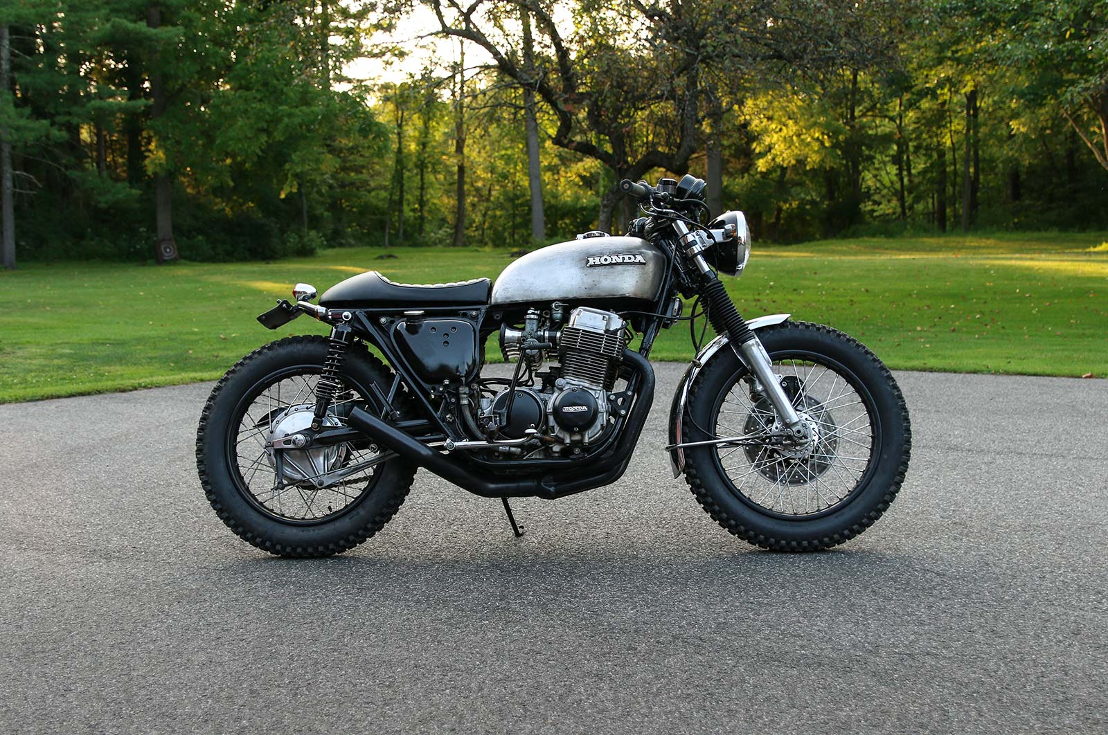 1973 Honda Cb750 Cafe Racer Moto Zuc Motorcycles And Thoughts