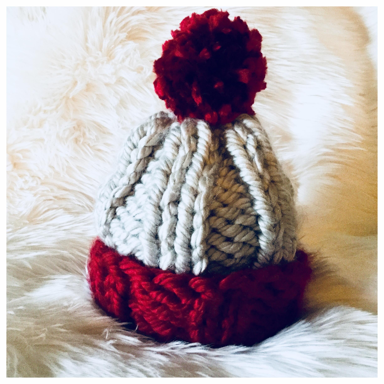 Chloe Kim's Team USA inspired hat