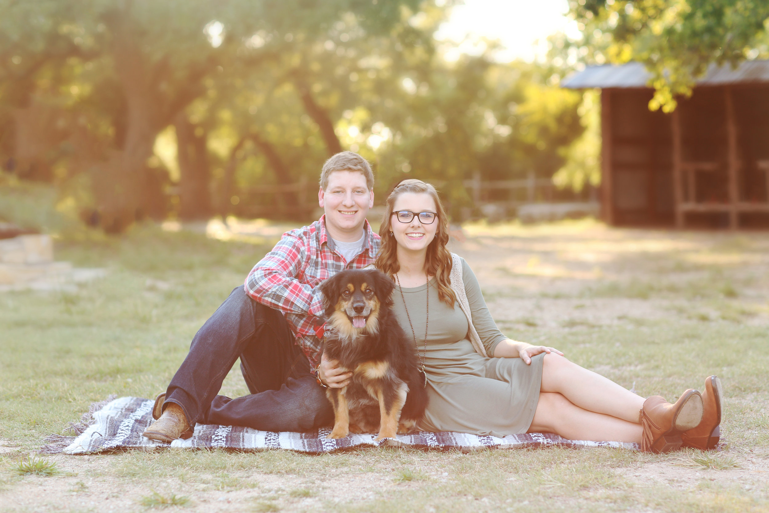 About Me - I have never been good at these little bios, but here it goes! I'm Dalton and I am a commercial photographer based in Fort Worth, Texas. That is me, my wife Brittany, and our dog Riley in the photo to the right there.I have been shooting since I first picked up a camera when I was around 16 years old. Getting my driver's license gave me the freedom to explore the backroads of Texas and that urge to explore has stuck with me ever since, and is what fuels my travels to this day.I enjoy all styles of photography from portraits, real estate, food and more, but landscape and urban photography is where my true passions are. My end goal is always to turn that passion into something that I can share with others, whether that be in the form of a photo print, photography workshop, or even a simple screensaver.I hope you enjoy your time here on my website, and don't forget to go check out my blog or social media for any of my latest work. Feel free to contact me for any reason I would love to hear from you!- Dalton