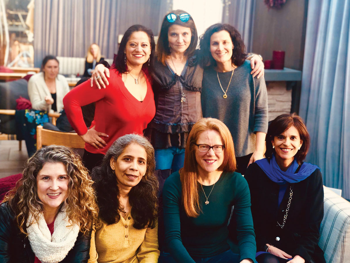 Get together on International Women's Day