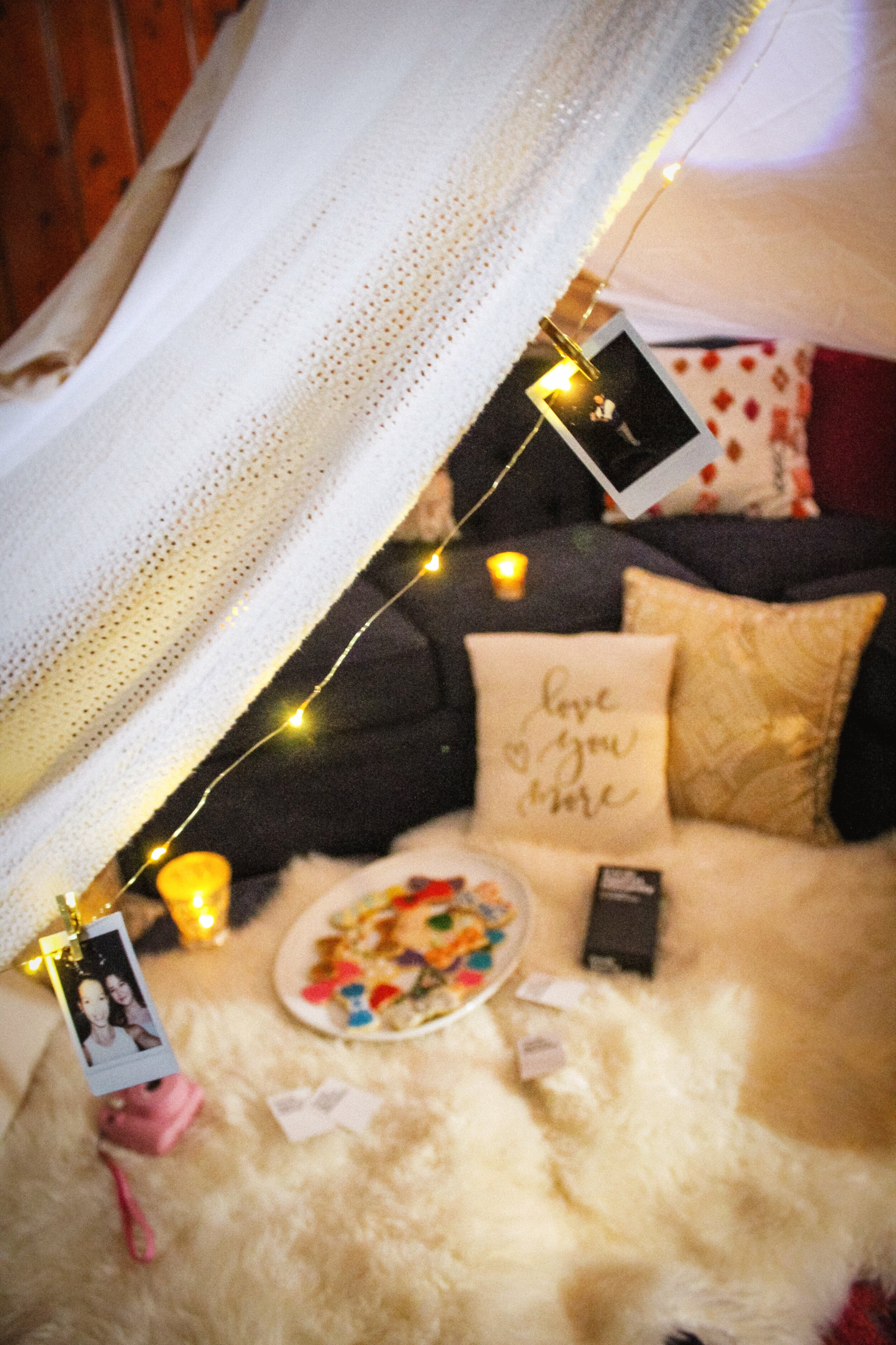 How To Build The Ultimate Blanket Fort Grace Piper Fields