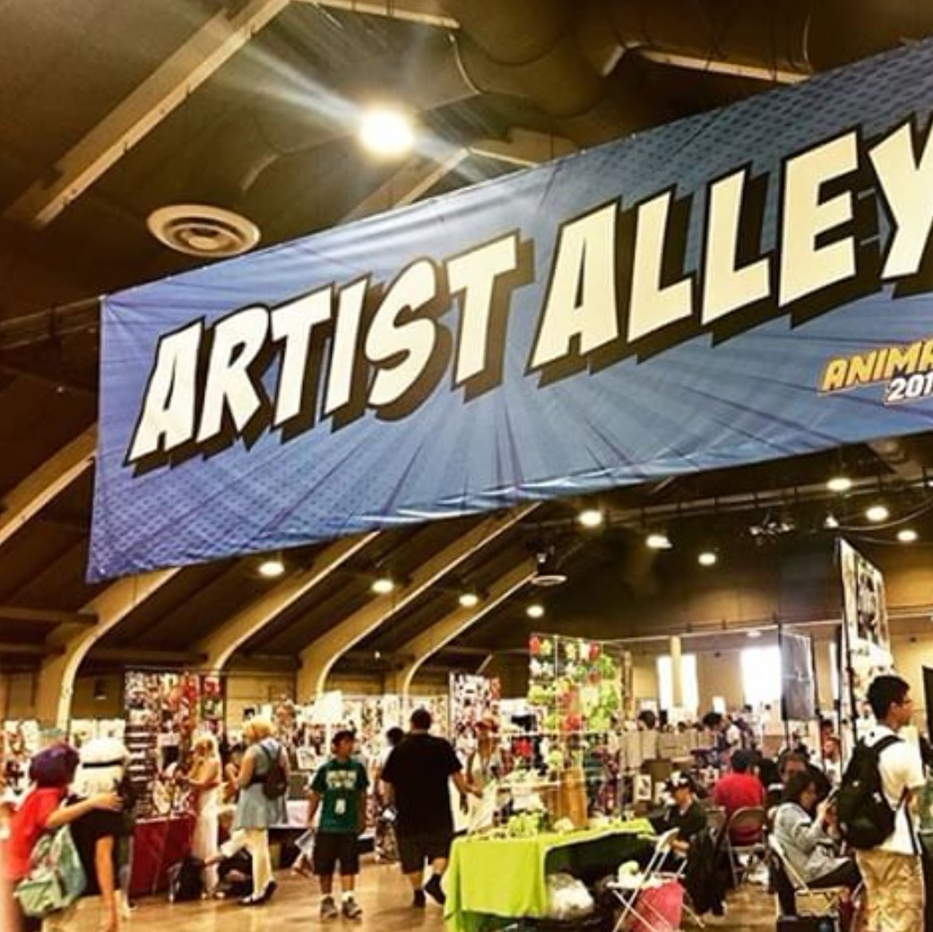 Artist Alley -