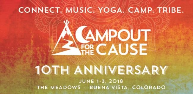 Campout For The Cause 2018